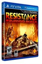 Resistance: Burning Skies voor de PS Vita verschijnt 30 mei ps vita nieuws