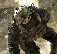 Singleplayer missie Call of Duty: Modern Warfare 3: Mind the Gap