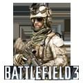 Battlefield 3 loopt langzaamaan in op Modern Warfare 3