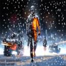 Kerstverlichting op de beat van Battlefield 3