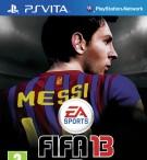 FIFA 13 voor de PS Vita staat los van de PS3-versie