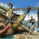 Apenkuren in de trailer voor het Monkey Business pakket van Far Cry 3