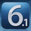 Apple geeft iOS 6.1.1 bèta vrij voor ontwikkelaars