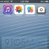 Zo kunnen de app-icoontjes van iOS 7 eruit zien