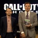 Call of Duty: Ghosts was dit keer te zien bij Jimmy Fallon