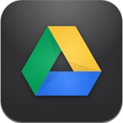 Google Drive app voorzien van een nieuwe lay-out