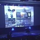 PlayStation 4 user interface demonstratie van de Gamescom
