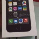 Mogelijke iPhone 5S verpakking uitgelekt, toont een nieuwe home button