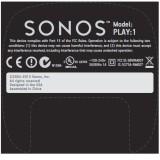 Sonos komt mogelijk met een Play:1 speaker