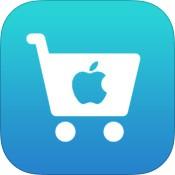 Officiële Apple Store en AirPort-configuratie app voorzien van iOS 7 uiterlijk