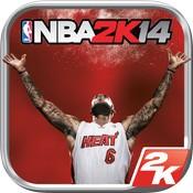 NBA 2K14 gelanceerd voor de iPhone en iPad