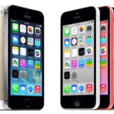 iPhone 5c met 8GB aan opslagruimte vanaf nu verkrijgbaar in de Apple Store