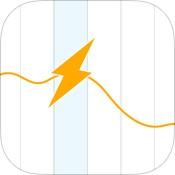 Weather Line: Gloednieuwe weer-app past helemaal bij iOS 7