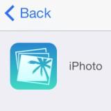 iOS 7 icoontjes van GarageBand en iPhoto opgedoken, hint naar nieuw design