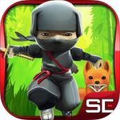 iOS-game Mini Ninjas van uitgever Square Enix is nu gratis verkrijgbaar