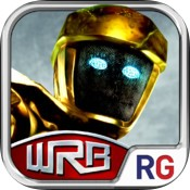 Game-tip: Real Steel World Robot Boxing