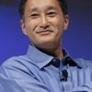 Kaz Hirai houdt de Sony persconferentie tijdens CES