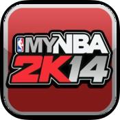 Companion app MyNBA2K14 gelanceerd voor NBA 2K14
