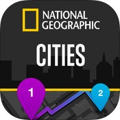 City Guides: Handige app voor je iPhone of iPad van National Geographic
