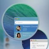 Concept: Redesign voor de Berichten Mac-app