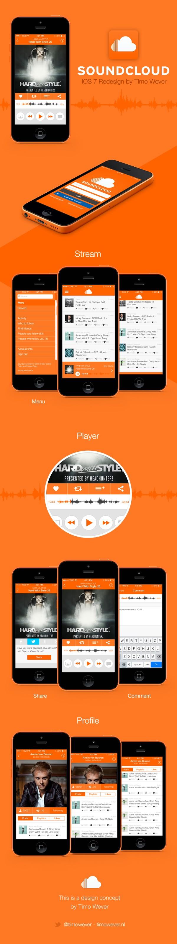 img 52ae557cddd38 Concept: Redesign voor de SoundCloud app van Nederlandse bodem