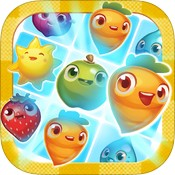 Farm Heroes Saga: Nieuw iOS-spelletje van Candy Crush ontwikkelaar