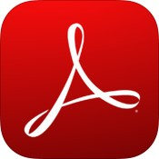 Adobe Reader bijgewerkt voor iPhone 6 (Plus)