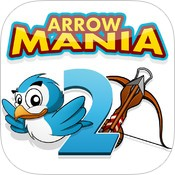 Arrow Mania 2 gelanceerd in de App Store