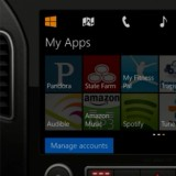 Microsoft introduceert CarPlay concurrent 'Windows in the Car'