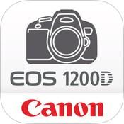 Canon EOS Companion app is speciaal voor je EOS 1200D