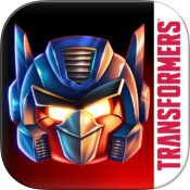 Gratis Angry Birds Transformers game gelanceerd in de App Store