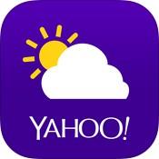 Yahoo Weather app voorzien van een handige update