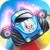 Game-tip: Rocket Cars voor de iPhone en iPad