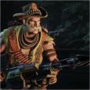 De Hunters van Evolve: De Trapper klasse