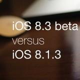 iOS 8.3 beta 2 draait sneller op oudere iOS-apparaten