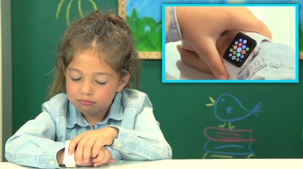 img 5547a6d829fc7 Video: Kinderen reageren op de Apple Watch