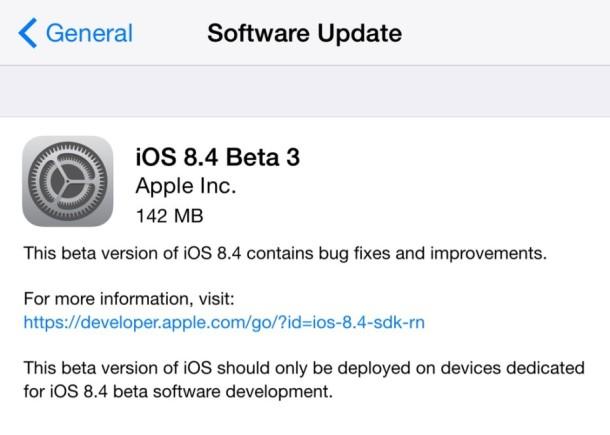img 5550e18f30b5d iOS 8.4 beta 3 vrijgegeven voor de iPhone, iPad en iPod touch