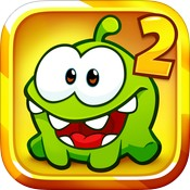 Must-have game Cut the Rope 2 nu tijdelijk slechts €0,99