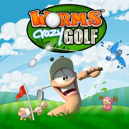 Game-tip: Worms Crazy Golf voor de Mac
