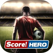 Game-tip: Score! Hero voor de iPhone en iPad