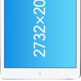 2732×2048 iPad Pro resolutie opgedoken in Analytics