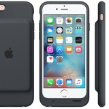 Apple lanceert eigen Smart Battery Case voor de iPhone 6(s)