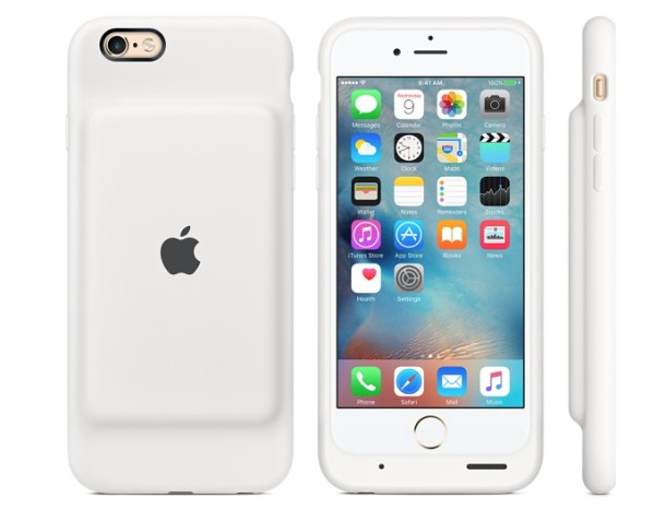 img 566703e04d2e6 Apple lanceert eigen Smart Battery Case voor de iPhone 6(s)