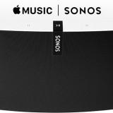 Sonos ondersteunt eindelijk Apple Music