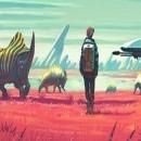 Vijftien minuten aan nieuwe No Man's Sky gameplay verschenen