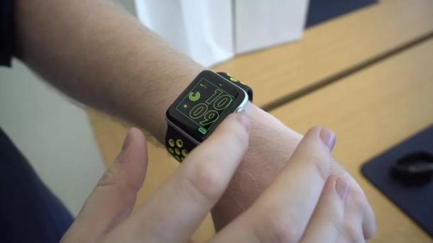 img 580563f93f8e4 Hands on video: Apple Watch Nike+