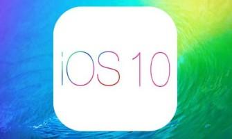 Bekijk iOS 10 vanaf nu beschikbaar voor de iPhone, iPad en iPod touch