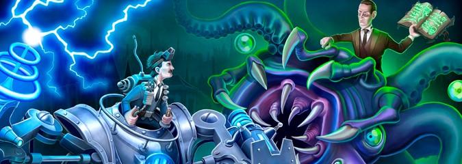 Review: Tesla vs Lovecraft