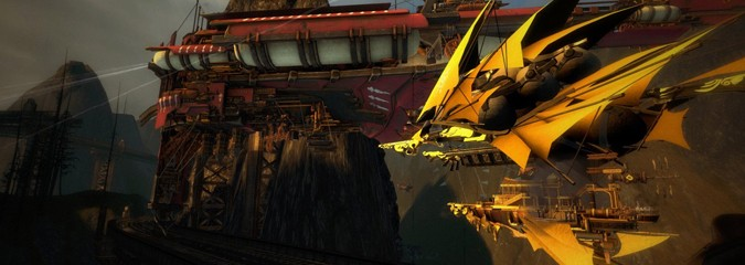 Review: Guns of Icarus Alliance