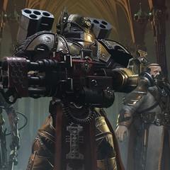 Gespeeld: Warhammer 40.000: Inquisitor – Martyr